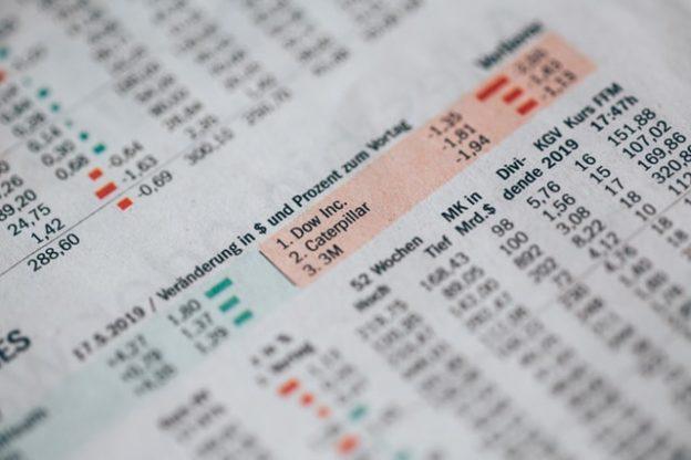 Photo by Marktforschung und Analytics - Zahlenkolonnen von der Börse Markus Spiske on Unsplash